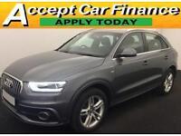 Audi Q3 FROM £83 PER WEEK!
