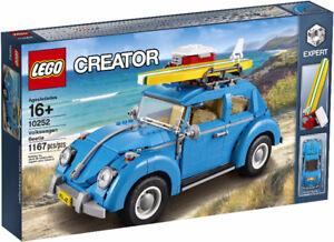 Lego Creator - Volkswagen Beetle set# 10252