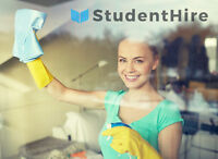 Window Washing by StudentHire - You set the price!
