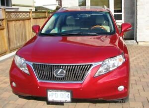 Lexus RX350 2010 Great condition