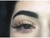 Best eyelash extensions! £40
