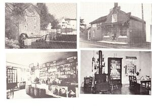 10 cartes postales du Musée Cornell Mill : Standbrige East .Qué.