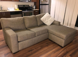 Excellent condition sofa bed sectional