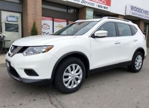 2014 Nissan Rogue S  FACTORY WARRANTY