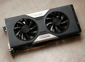 Nvidia GTX780 Evga Classified SLI