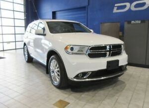 2016 Dodge Durango Limited  w/ SUNROOF, 7 PASSENGER, DVD, NAV