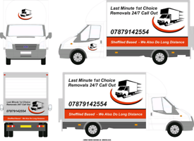 Last Minute 1st Choice Removals (Immediate same day moves)