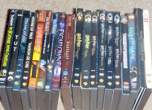 19 DVD movies for sale