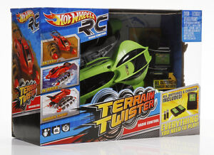 NEW IN BOX (FACTORY SEALED) - Rare Hot Wheels RC Terrain Twister
