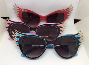 Retro Style Sunglasses - NEW/Unused - 100% UV Protection
