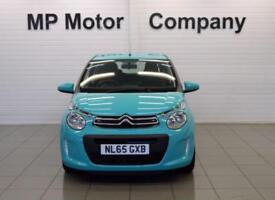 2015 65 CITROEN C1 HATCHBACK 1.68 VTI FEEL 3DR 5SP ECO HATCH, 13,000M, FSH