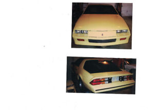 looking for this car 86 Camaro