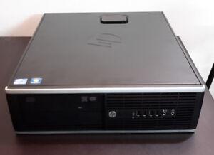 HP Elite 8300 Desktop Computer