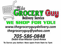 THE GROCERY GUY DELIVERY SERVICE
