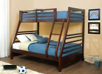 Twin and Double bunk beds