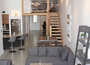Historic Luxury Loft For Sale (Commercial or Residential Use)