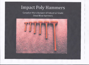 Impact Poly Hammers