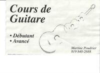 Amoureux de la guitare?