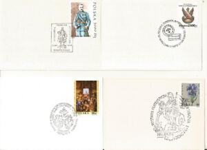 Polish First Day Covers