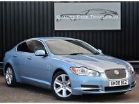 Jaguar XF 2.7 V6 Diesel Premium Luxury * Frost Blue + Massive Specification*