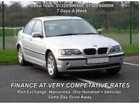 BMW 318 2.0 2002MY i SE