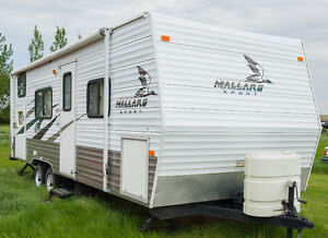 2008 Mallard Sport Travel Trailer
