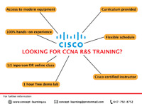 CCNA training