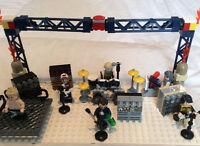 PEARL JAM CUSTOM LEGO BAND (*EDDIE VEDDER*)