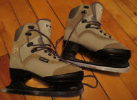 CCM 50 SP Sale & Pelletier Figure Ice Skates Size 5