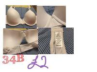 George Ladies bra 34B used