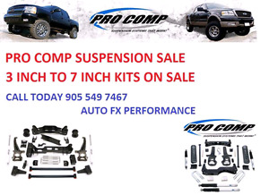 Pro comp suspension SALE