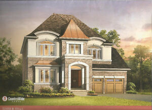 Richmond Hill Detached New Build for Rent. Bathrust and King