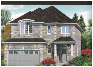 BRAND NEW HOUSE DETACHED 4 BEDS/3.5 BATHS FOR RENT