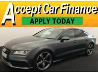 Audi A7 3.0TDI ( 245ps ) quattro Sportback Tiptronic 2013MY Black Edition