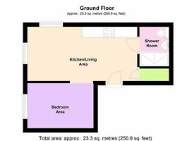 Studio Flat - Unfurnished - Kennet Island, Reading To Let with 1 car parking space