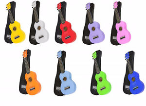 Ukuleles - a GREAT gift for all ages! starting at $44.99