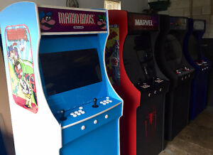 Ultimate Upright Arcade Machine *2500+ Games with Warranty*