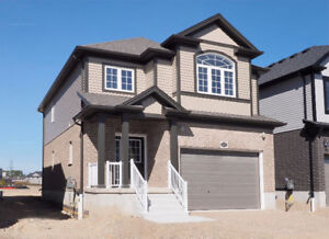 Brand New 3 Bed, 3 Bath Home in Doon, Never Occupied