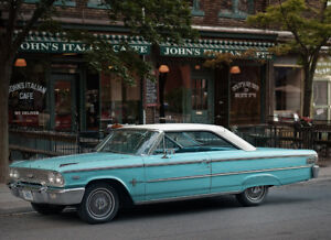 1963  Ford Galaxie 500 - TRADE