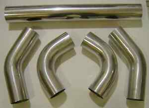 3 inch Intercooler pipe kit for turbo or supercharger