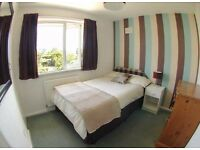 Fully Furnished, Double Room to Rent in Taunton - All Bills included