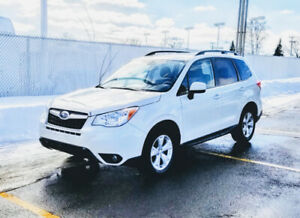 **Reduced price** 2016 Subaru Forester 2.5l Touring w/ EyeSight