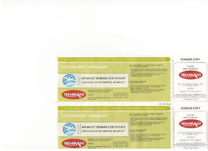MONT TREMBLANT WEEKDAY LIFT TICKETS X 2