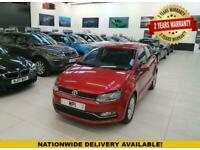 2014 Volkswagen Polo 1.4 SE TDI BLUEMOTION 5d 74 BHP 5SP ECO DIESEL HATCH Hatchb