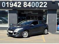 2010 60 RENAULT MEGANE 1.5 EXPRESSION DCI 2D 85 BHP DIESEL SPORTS COUPE, GREY