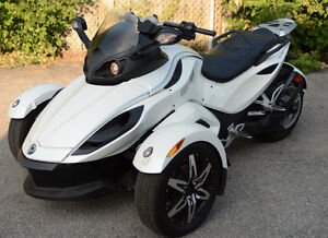 CANAM SPYDER RSS 990 Rotax Cambridge Kitchener Area image 3
