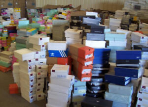 Everything Must Go - Shoes Liquidation / Tout Doit Partir  !