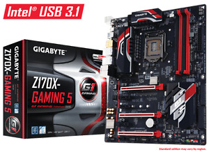 MSI z170 Gaming 5 Motherboard URGENT