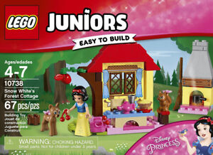 SAVE $5 Lego Disney Snow White's Forest Cottage and Animals