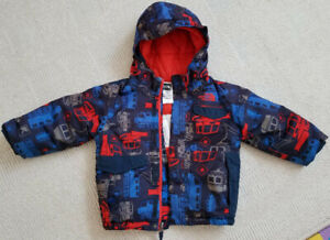 The North Face winter jacket size 3T